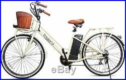 NAKTO Adult Electric Bicycles 26 Electric Bikes for 250W 36V12Ah Ebikes