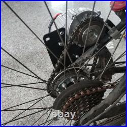 NEW 36V 450W Electric Bicycle Conversion Kit E-Bike Left Drive Cycling Motor Kit