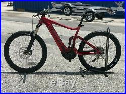 New Demo 2020 Giant Stance E+ 2 Power Large Frame Electric Bicycle E-Bike