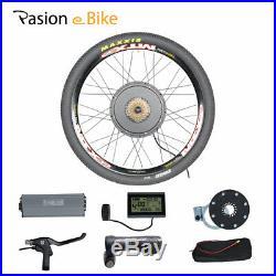 PASION E BIKE 48V 1500W Motor Electric Bike Kit Electric Bicycle Conversion Kits