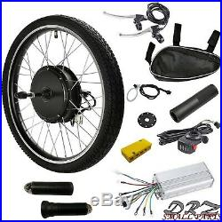 Rear Wheel Hub 36V 500W Electric Bicycle Motor Conversion Kit 26 Ebike Cycling