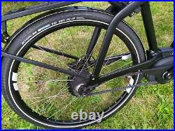 Riese & Müller Charger Vario E-Bike Bosch CX Nuvinci Navi Bosch Nyon 45km/h