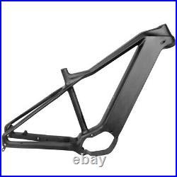 SERAPH NEW Hardtail Ebike MTB carbon fiber frame bicycle E-System Electric E10