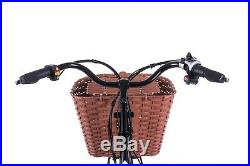 SOHOO 36V350W10A 26 Electric Bicycle City E-Bike Mountain Bike Beach Cruiser