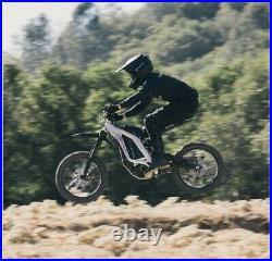 Segway Ninebot Dirt Bike Electric Motocross Ebike X160 (blue)