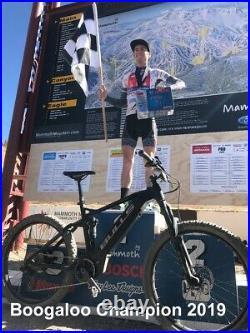 Shimano Electric Bicycle eMTB ebike 150mm BULLS E-CORE Di2 FS 27.5+