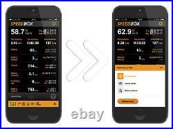 SpeedBox Premium Bluetooth E-Bike B-Tuning für Bosch Active Performance CX