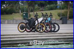 Stealth Bomber 12000W 100km/h+ Electric Ebike Mountain Electric Bike Moped Adult
