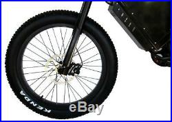 Stealth Bomber 7000 FAT, Electric Bicycle 7000with72v Ebike MTB Enduro 50mph\80kmh