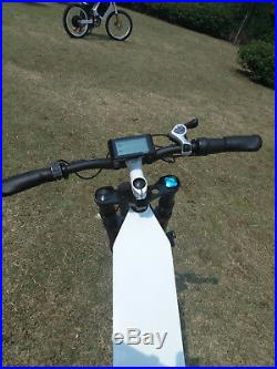 Troya 3000with48v Electric Bicycle Scooter Ebike Mountain Bike 65km/h Fastest NEW