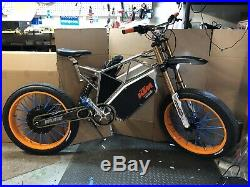 USA. KTM Clone By Ebike1, 750w, QS V1 Motor, 67v 24ah, Electric Bike