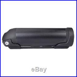 X-go 36V 10Ah Black Bottle Lithium Li-ion Battery for Electric Bicycle E-Bike
