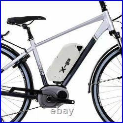 X-go 48V 13Ah 1000W SHARK Electric Bicycle E-bike Downtube Lithium Battery Pack